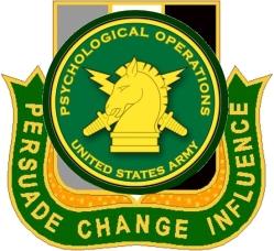 psyop insignia
