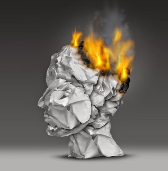 brain fire