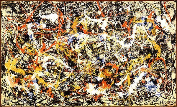 Convergence-1952-Jackson-Pollock